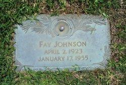 Fay Katherine <i>Keith</i> Johnson