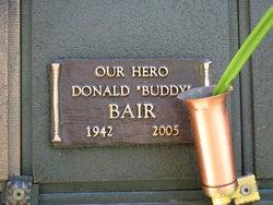Donald Buddy Bair