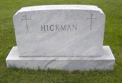 Mary T. <i>Hannan</i> Hickman
