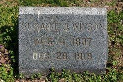 Susan ELizabeth Jane <i>Baker</i> Wilson