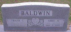 Abbie Marie <i>Kitzman</i> Baldwin