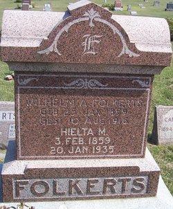 Wilhelm A. Folkerts