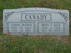 Mary Clementine Tiny <i>Kyle</i> Canady