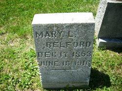 Mary Louisa <i>Cozad</i> Belford