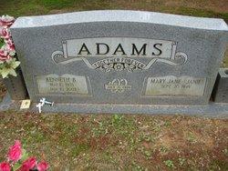 Kenneth Blain Adams