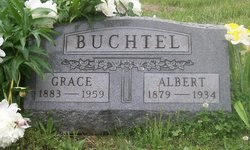 Grace <i>Barnhart</i> Buchtel