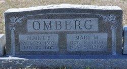 Elmer E. Omberg