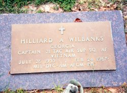 Hilliard Almond Wilbanks