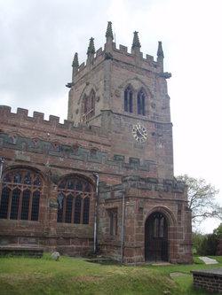 Rev Edward Hinchcliffe