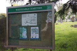 Whitstable Cemetery
