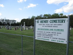Saint Henrys Cemetery