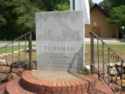 Ruhamah Methodist Church Cemetery