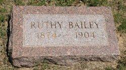 Ruthy <i>Brooks</i> Bailey