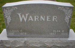 Olga Hannah <i>Kettler</i> Warner