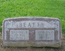 Jane T. <i>Van Syckle</i> Beatty