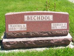 Martha Anna <i>Wean</i> Bechdol