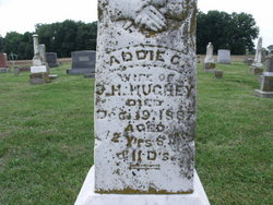 Adelaide Gertrude Addie <i>Funkhouser</i> Hughey