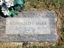 Reinhold E. Darr