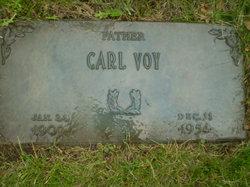 Carl Voy