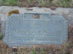 Raymond T. Becker