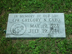 CPR Gregory N Caro