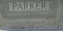 Argon T. <i>Emmons</i> Parker