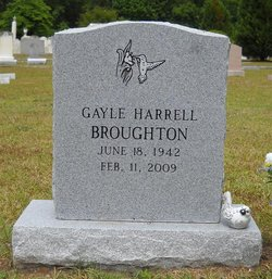 Gayle <i>Harrell Broughton</i> Bass