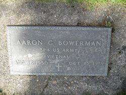 Aaron Garland Bowerman