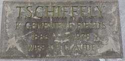 K Genevieve <i>Fields</i> Tschiffely