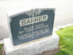 Elizabeth <i>Hand</i> Barker