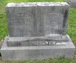 Martha Ann <i>Dye</i> Barngrover