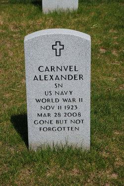 Carnvel Alexander