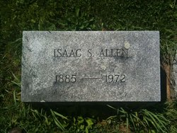 Isaac S Allen