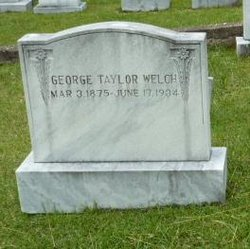 George Taylor Welch