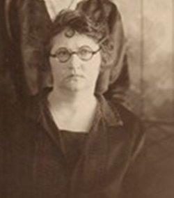 Fannie Clara <i>Fulfer</i> Callaway
