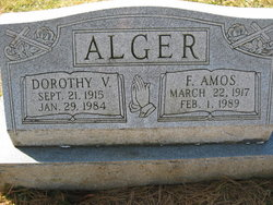 Frederick Amos Alger