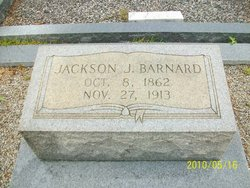 Jackson J Barnard