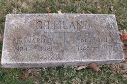 Leonard H Gilliland