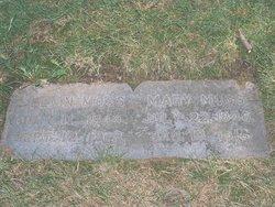 Mary Ann <i>Recor</i> Moss