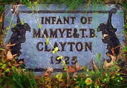 Infant Clayton