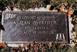 Alice Jean Overfield