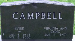 Peter Campbell