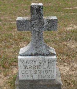Mary Jane <i>Clevenger</i> Arriola