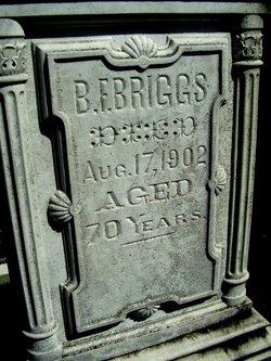 Benjamin Franklin Briggs