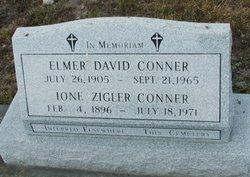 Ione <i>Zigler</i> Conner