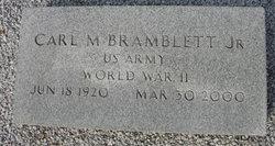 Carl M. Bramblett, Jr