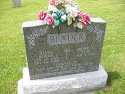 Alvin Bender