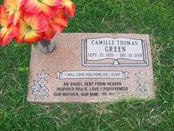 Camille <i>Thomas</i> Green