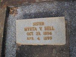 Myrta V Bell