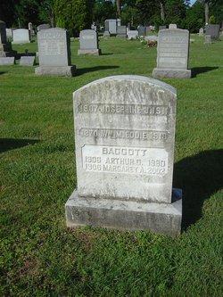 Arthur C Baggott